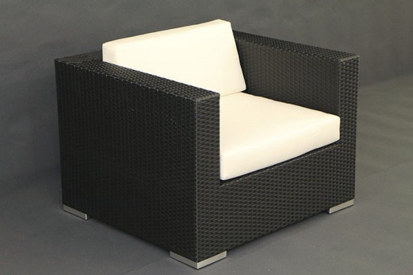 rattan lounge sessel eventmobilia. Black Bedroom Furniture Sets. Home Design Ideas