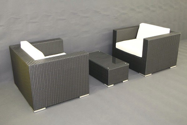 rattan lounge gruppe klein eventmobilia. Black Bedroom Furniture Sets. Home Design Ideas